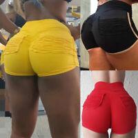 Popular Sport Summer High Waist Casual Beach Hot Pants Shorts Trousers