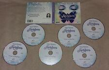 6 CD Hörbuch Ascheherz von Nina Blazon (2011) gelesen von Nina Petri 95