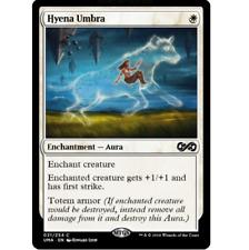 Hyena Umbra MTG magic UMA MRM ENGLISH 4x Ombre de Hyene