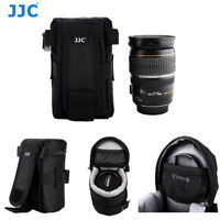 JJC 80x152mm Deluxe Lens Pouch for Sony E-mount 55-210mm f/4.5-6.3 OSS SEL5521