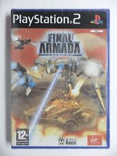 NEUF - jeu FINAL ARMADA sur playstation 2 sony PS2 en francais spiel juego NEW