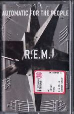 MUSICASSETTA  REM AUTOMATIC FOR THE PEOPLE   MUSICAL CASSETTE NEW SEALED