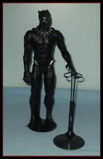 "BLACK Kaiser Action Figure STAND For 12"" Marvel Avengers  G.I. Joe KEN"