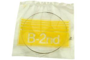 Single high E or b electric guitar string 11 gauge 0.011 inch