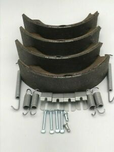 Caravan - BPW Brake Full Shoe Kit - Shoes 200 x 50 mm- 4018192