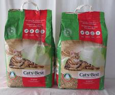 2x20ltr Cats Best Original Bundle, Sonderposten Verpackung beschädigt
