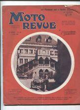 Moto Revue N°334  ; 3 aout 1929 :  le moteur 2 temps / 250 Géco Herstal