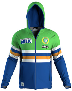 Canberra Raiders 2021 Heritage Team Hoodie Sizes Small - 5XL NRL ISC PRESALE