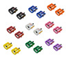 """NEW Bicycle M.T.B Pedals 861 1/2"""" Lowrider BMX Mountain Bike Beach Crusier Fixie"""