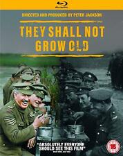 THEY SHALL NOT GROW OLD Blu-ray Works In US players - IN STOCK NOW!