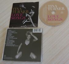 CD ALBUM BEST OF LOVE SONGS TINA TURNER 18 TITRES 2014