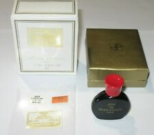 Vintage Jean Patou Joy Perfume Bottle & Boxes - 1/4 OZ - Sealed - Full