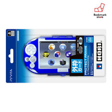 NEW Hori Protection frame for PlayStation Vita CLEAR BLUE form Japan F/S