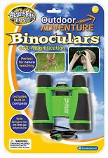 OUTDOOR ADVENTURE TOY BINOCULARS FROM BRAINSTORM TOYS - NEW & SEALED!