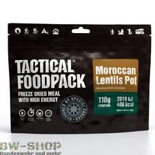 Tactical Foodpack marokkanischer Linsentopf 110g
