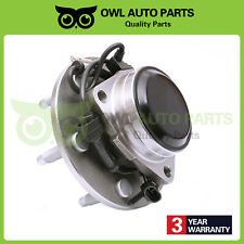 For 2WD GMC Chevy Yukon Tahoe Suburban 1500 Front Wheel Hub And Bearing Assembly