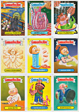 GARBAGE PAIL KIDS 2012,2013 NEW SERIES 1, 2 & 3 SETS