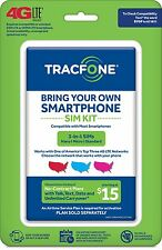 TracFone Bring Your Own SIM Activation Kit