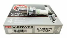 4 Plugs NGK SPARK PLUGS BKR5EYA 2087 V-POWER