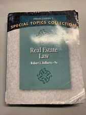Real Estate Law (BRAND NEW US PAPERBACK STUDENT 9/E; ISBN-13: 9781285428765)