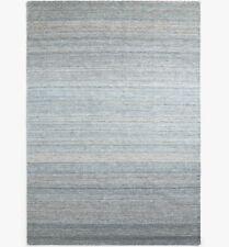 NEW John Lewis Kobina Wool Blend Flatweave Rug 120cm x 180cm - Blue