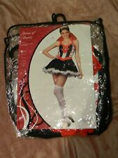 Queen of Hearts Costume size XS
