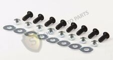 Planted SHK Seat Hardware Kit - 8 Screws, 8 Nuts, and 8 Washers