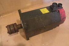 Fanuc AC Servo Motor Alpha A22/2000 A06B-0147-B077 IEC34-1/A2 B-65142E Hitachi