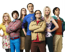 THE BIG BANG THEORY CAST 8X10 CELEBRITY PHOTO PICTURE