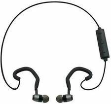 BT-208 Stereo Bluetooth Headset Black Color Pack Of One Clear Sound Music