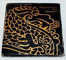 Enter The Dragon Bruce Lee RARE CD VHS 25th Anniversary PROMO REDISCOVER Box Set