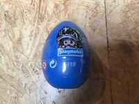 Playmobil - blaues Osterei - 4919 - Ritter - ovp - MIB