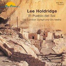 Lee Holdridge - El Pueblo Del Sol - Bay Cities / RARE CD!