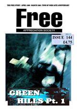 FREE APPRECIATION SOCIETY #144 March (1) 2019 Paul Kossoff Rodgers Kirke Fraser