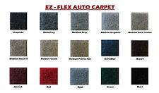 """EZ-Flex Automotive Carpet 80"""" Wide Multiple Colors"""