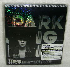SS501 Park Jung Min Vol. 1 Not Alone Taiwan Ltd CD+ Card (Ver.C)