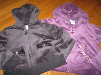 NWT Gymboree Holiday Portrait or Autumn Highland Purple Girls Hoodie  Jacket 5,6