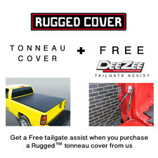 TAX-FREE Rugged Liner Tonneau Cover Ford F150 6.5' Bed 2015 - 2018 + FREE Gift