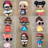 Real LOL Surprise GLITTER ATI Series TEACHER'S PET ROCKER SWAG Doll TOY Gift