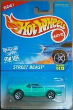 Hotwheels 1995 Collector # 473 Street Beast