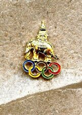 NOC Thailand 1992 Barcelona Summer OLYMPIC Games Pin