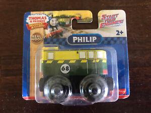 2015 Fisher Price Thomas Train Wooden Phillip! NEW!