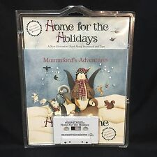 Mummford's Adventures Home For The Holidays Debbie Mumm Read Along Book Tape Set