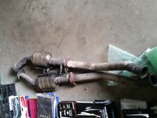 holden vt vx vz vy commodore ls1 pair high flow cats with pipe suit extractors