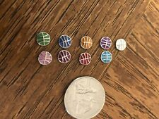 Basketball Color Sports floating charm Fits Origami Owl & Other Living Lockets