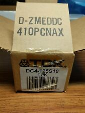 NOS TDK DC4-125S10 - 10 pack of dds-3 4mm 12/24gb data tape cartridges