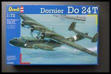 Vintage Revell Dornier Do 24T Reconnaissance seaplane 1:72 Model Kit