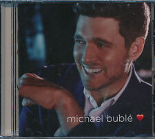 Michael Buble Love CD NEW  I Only Have Eyes For You Unforgettable