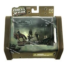 1:72 Diecast Unimax Toys Forces of Valor WWII German Army Infantry & Diorama Set