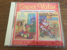 26 Christmas Songs, Carols & Stories - NEW CD - Posted From The UK